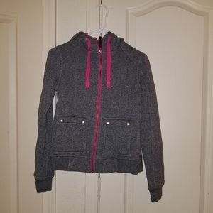 Footlocker zip up sweater size medium